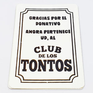 Club de los Tontos
