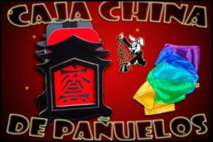 Caja China de Pañuelos