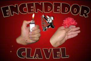 ENCENDEDOR CLAVEL