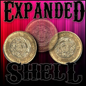 Expanded Shell 10 Pesos Tango Magic