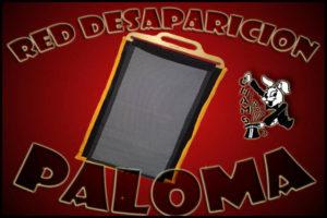 Red Desaparición de Paloma
