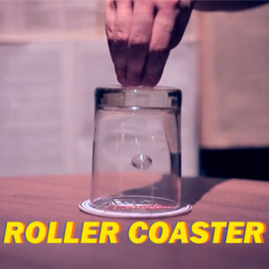 ROLLER COASTER COKE by Hanson Chien (Economic Version)