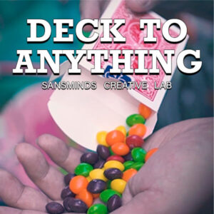 Deck To Anything by SansMinds