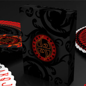 Pro XCM Demon Playing Cards by De'vo vom Schattenreich and Handlordz