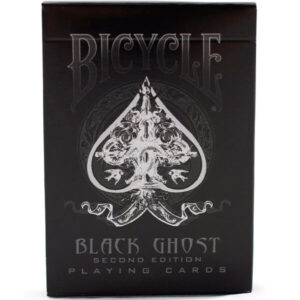 Black Ghost 2nd Edition Playing Cards