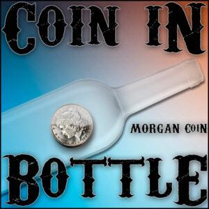Moneda en la Botella Morgan Dólar