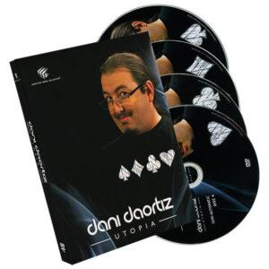 a Utopia por Dani DaOrtiz y Luis de Matos (4 DVD Set)
