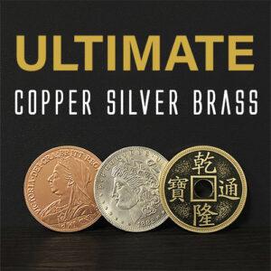 a ULTIMATE Copper Silver Brass
