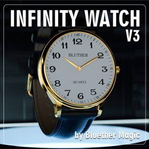 Infinity Watch V3 (Gold) by Bluether Magic